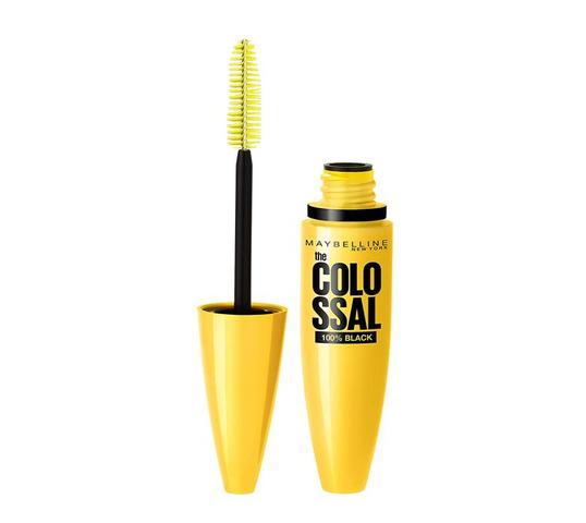 Maybelline Colossal mascara do rzęs  100% Black (10.7 ml)