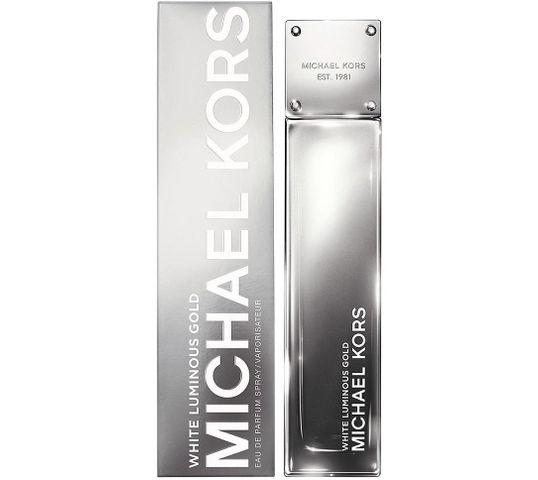 Michael Kors White Luminous Gold woda perfumowana spray (100 ml)