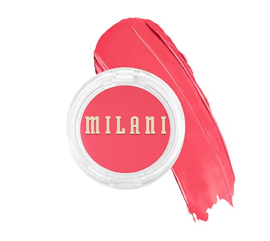 Milani Cheek Kiss Cream Blush kremowy róż do policzków Coral Crush (6 g)