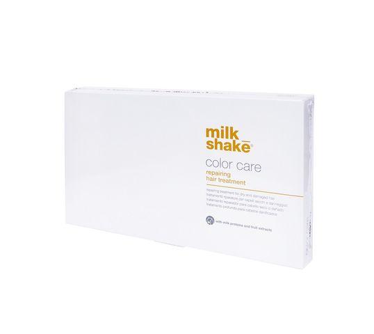 Milk Shake Color Care Repairing Hair Treatment kuracja pielęgnacyjna do włosów farbowanych 8x12ml