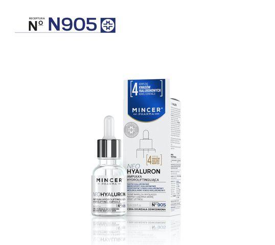 Mincer Pharma Ampułka Hydroliftingująca nr 905 (15 ml)