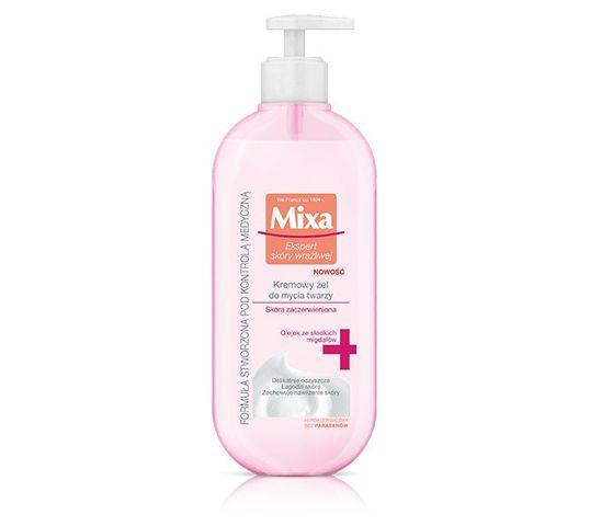 Mixa Kremowy żel do mycia twarzy ze skłonnością do zaczerwienień 200 ml