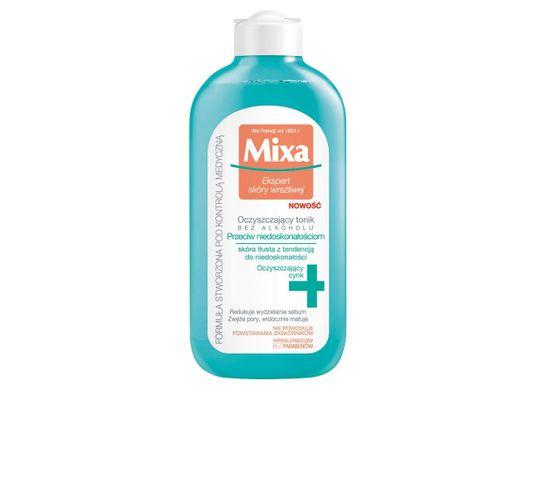 Mixa Tonik do twarzy oczyszczający przeciw niedoskonałościom 200 ml