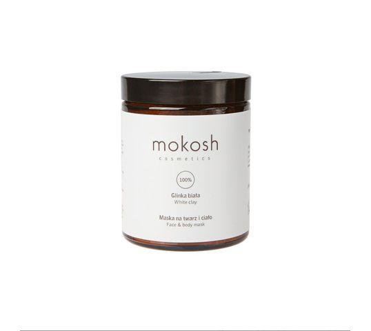 Mokosh – glinka biała – maska na twarz i ciało (180 ml)