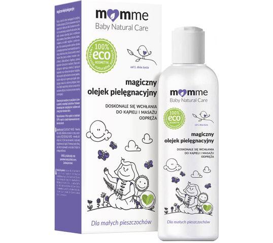 MomMe Dla Maluszka magiczny olejek pielęgnacyjny 150 ml