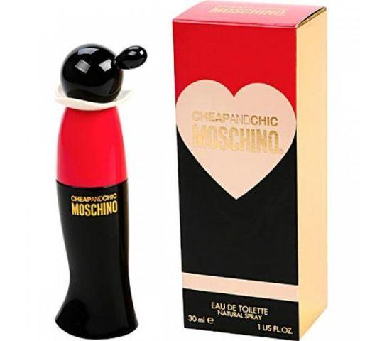Moschino Cheap and Chic woda toaletowa spray 30ml