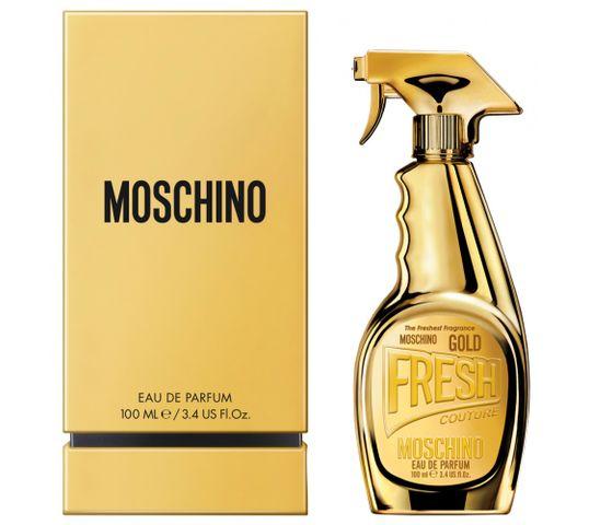 Moschino Gold Fresh Couture woda perfumowana spray (100 ml)