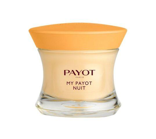 My Payot Nuit Night Repairing Care regenerujący krem na noc z wyciągiem z owoców 50ml