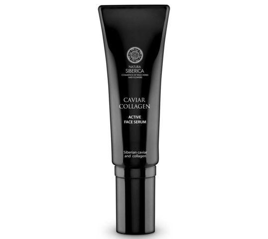 Natura Siberica Caviar Collagen Active Face Serum aktywne serum do twarzy 30ml