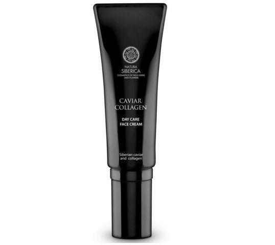 Natura Siberica Caviar Collagen Day Care Face Cream krem do twarzy na dzień 30ml