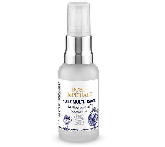 Natura Siberica Imperial Rose olejek wielofunkcyjny Rose de Grasse Oil &Olej Ylang-ylang 30 ml