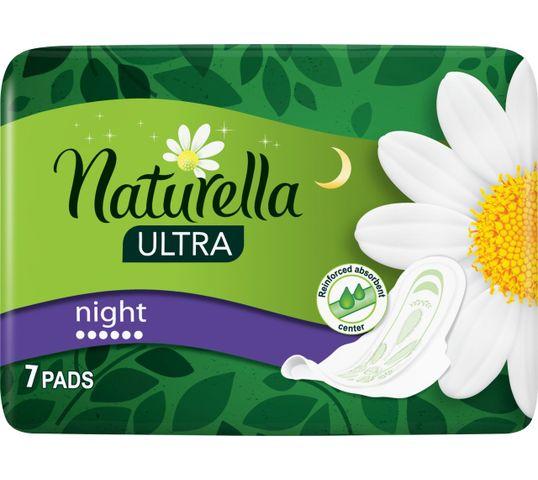 Naturella Podpaski Ultra Night (7 szt.)