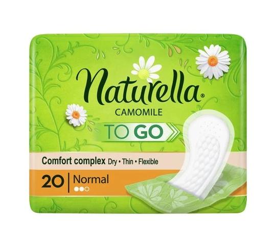 Naturella Wkładki higieniczne To Go (20 szt.)