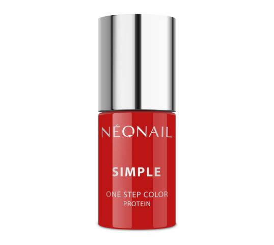 NeoNail Simple One Step Color Protein lakier hybrydowy Adorable (7.2 g)