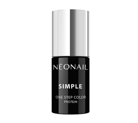 NeoNail Simple One Step Color Protein lakier hybrydowy Dark (7.2 g)