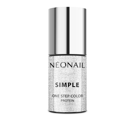 NeoNail Simple One Step Color Protein lakier hybrydowy Fancy (7.2 g)