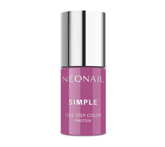 NeoNail Simple One Step Color Protein lakier hybrydowy Trendy (7.2 g)