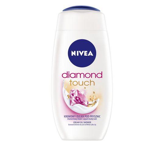 Nivea Cream Shower Diamond Touch żel pod prysznic kremowy 250 ml