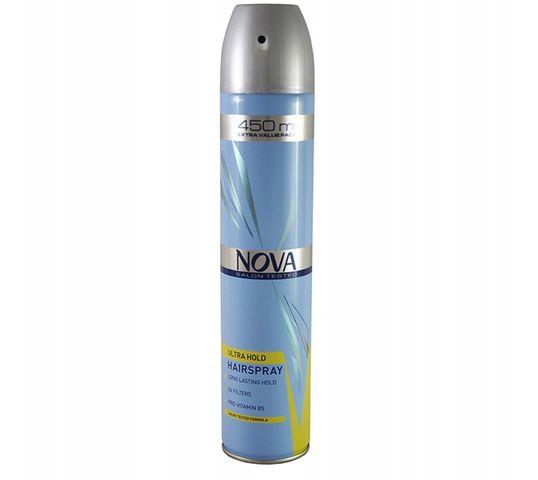 Nova Lakier do włosów Ultra Hold (450 ml)