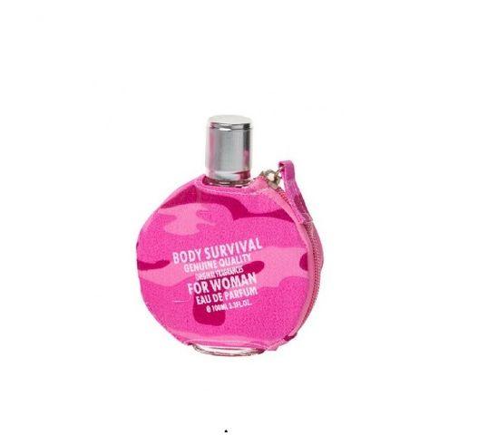 Omerta Body Survival For Woman woda perfumowana spray 100ml