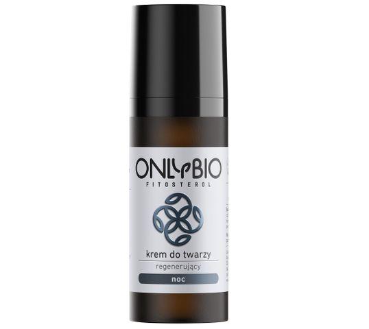 OnlyBio Fitosterol – krem do twarzy regenerujący na noc (50 ml)
