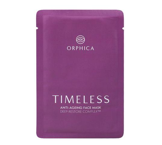 Orphica Timeless Anti-Ageing Face Mask – maska w płachcie przeciwzmarszczkowa (20 ml)
