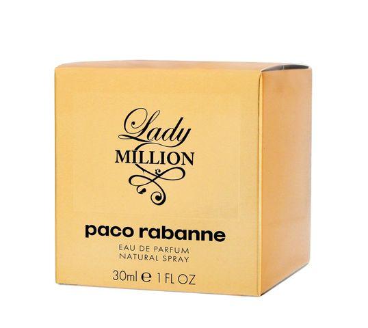 Paco Rabanne Lady Million woda perfumowana damska 30 ml