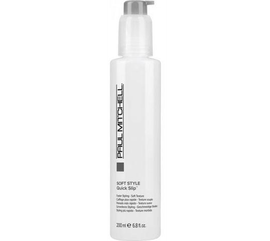 Paul Mitchell Soft Style Quick Slip Styling Cream krem do stylizacji włosów 200ml