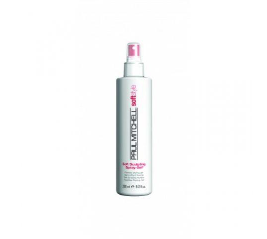 Paul Mitchell Soft Style Soft Sculpting Spray Gel żel-spray do modelowania włosów 250ml