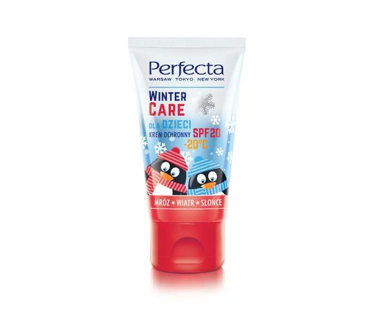 Perfecta Winter Care Krem ochronny dla dzieci SPF 20 50 ml