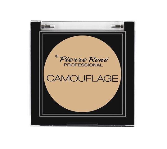 Pierre Rene Professional Camouflage wodoodporny korektor kamuflaż No 01 4,5g