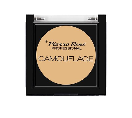 Pierre Rene Professional Camouflage wodoodporny korektor kamuflaż No 04 4,5g