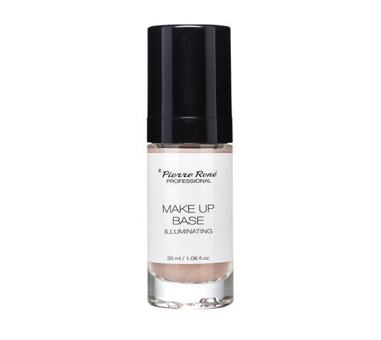 Pierre Rene Professional Make Up Base Illuminating baza rozświetlająca pod makijaż 30ml
