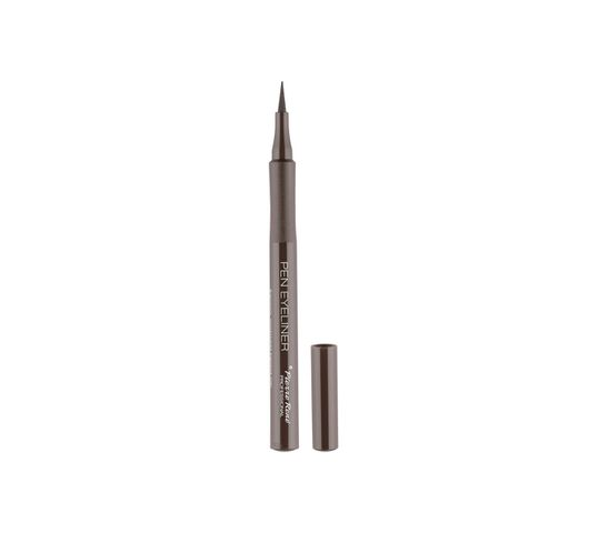 Pierre Rene Professional Pen Eyeliner pisak do oczu No 02 Brown 1ml