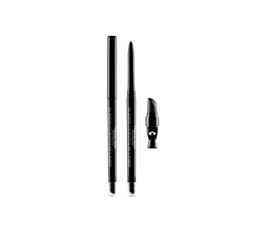 Pierre Rene Professional Super Contour Liner wodoodporna kredka do oczu Black 0,35g