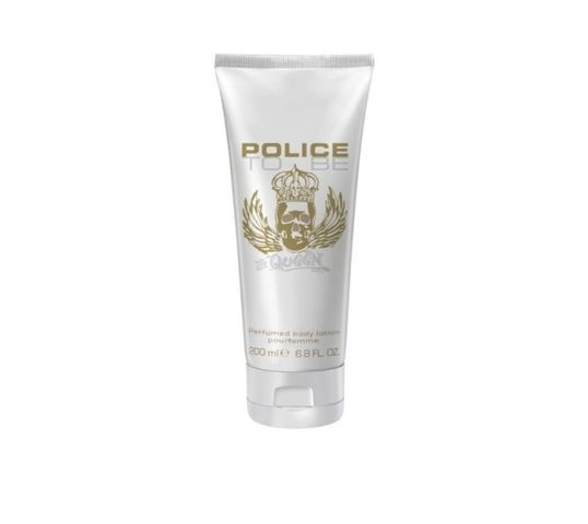 Police TO BE The Queen perfumowany balsam do ciała 200ml