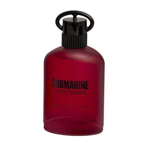 Real Time Submarine Secret Service woda toaletowa spray 100ml