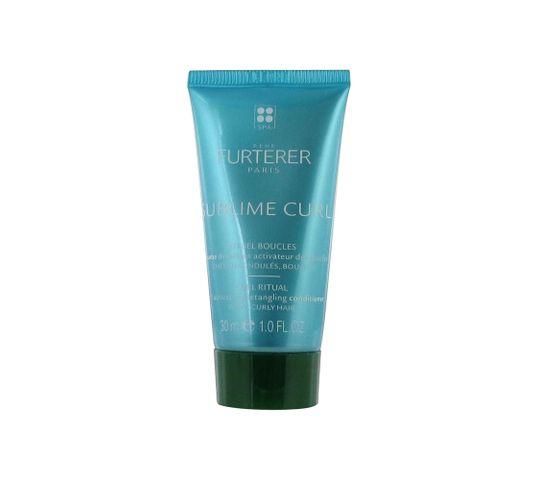 Rene Furterer Sublime Curl Conditioner balsam aktywator loków ułatwiający rozczesywanie 30ml