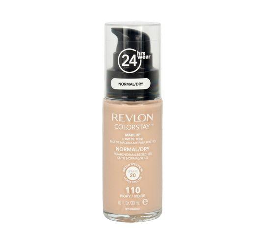 Revlon Colorstay podkład cera sucha i normalna 110 Ivory (30 ml)