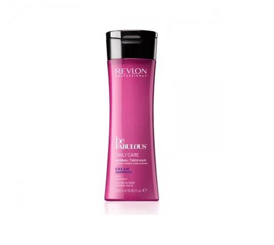 Revlon Professional Be Fabulous Dail Care Normal/Thick Hair Conditioner odżywka do włosów normalnych i grubych 250ml