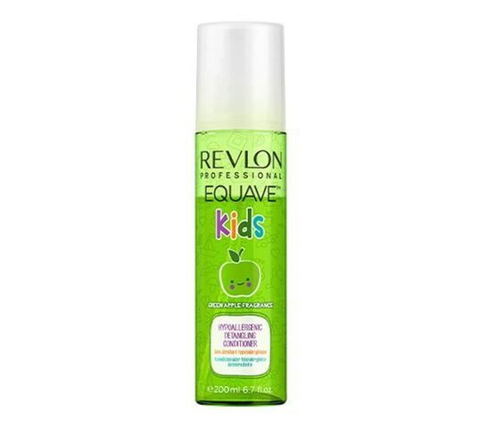 Revlon Professional Equave Kids Hypoalergenic Detangling Conditioner Green Apple odżywka dla dzieci ułatwiająca rozczesywanie 200ml