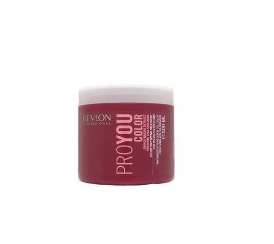 Revlon Professional ProYou Color Protectin Treatment maska do włosów farbowanych 500ml