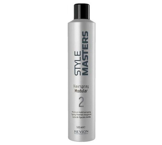 Revlon Professional Style Masters Hairspray Modular 2 umiarkowany lakier do włosów 500ml