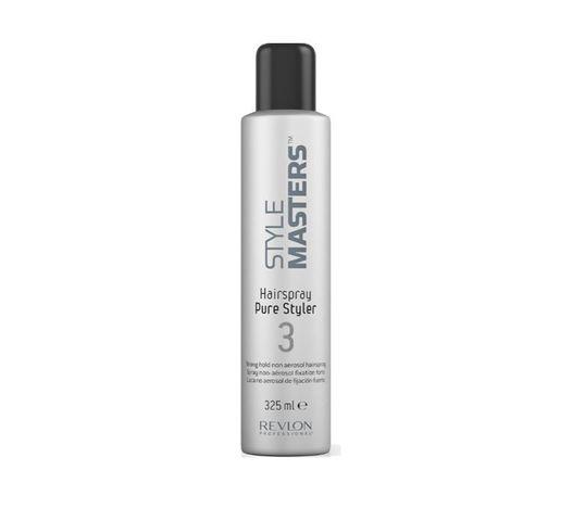 Revlon Professional Style Masters Hairspray Pure Styler 3 mocny lakier do włosów 325ml