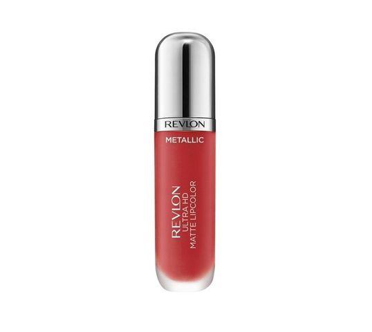 Revlon Ultra HD Matte Lipstick matowa płynna pomadka do ust  700 Flare Eclair 5,9ml