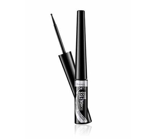 Rimmel Scandal Eyes Bold Eye Liner Waterproof eyeliner w pisaku 001 Black 2,5ml