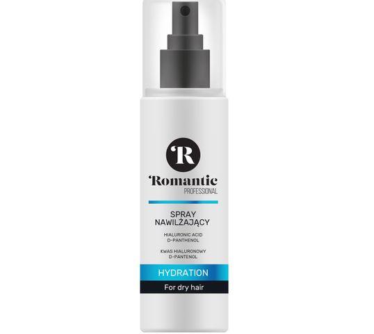 Romantic Professional Spray do włosów nawilżający 180 ml