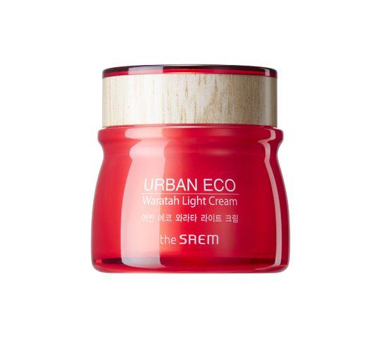 SAEM URBAN Eco Waratah Light Cream Lekki krem do twarzy 60 ml