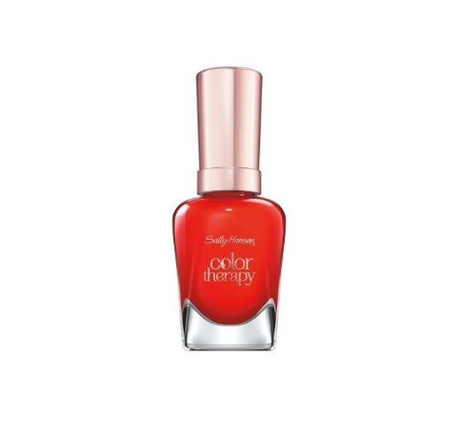 Sally Hansen Color Therapy Argan Oil Formula lakier do paznokci 340 Red-iance (14.7 ml)