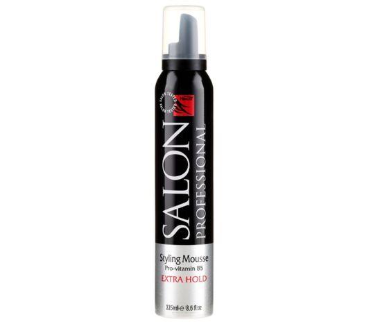 Minuet Salon Professional Styling Mousse Extra Hold pianka do włosów (225 ml)